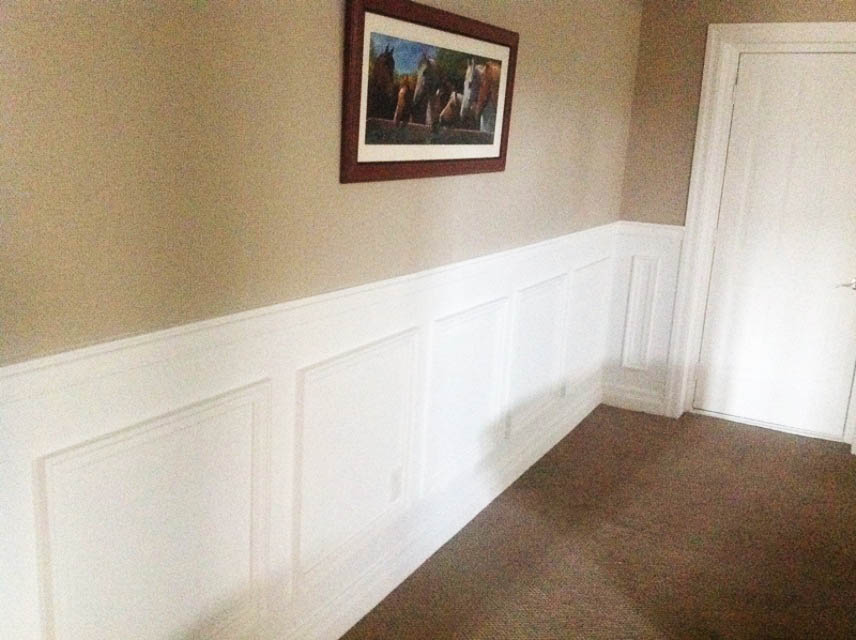 Wainscoting – 2