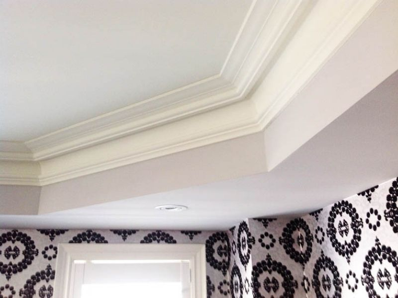 Crown moulding 11