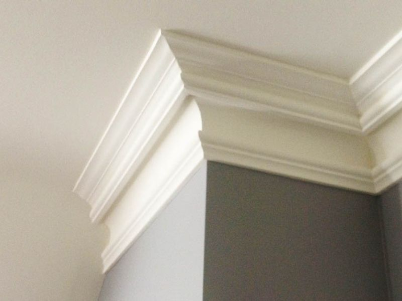 Crown moulding 12