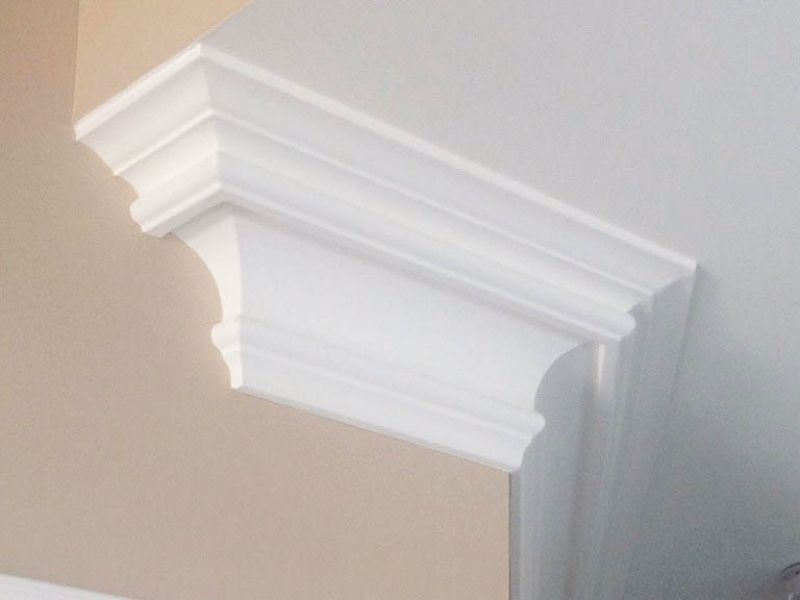 Crown moulding 14