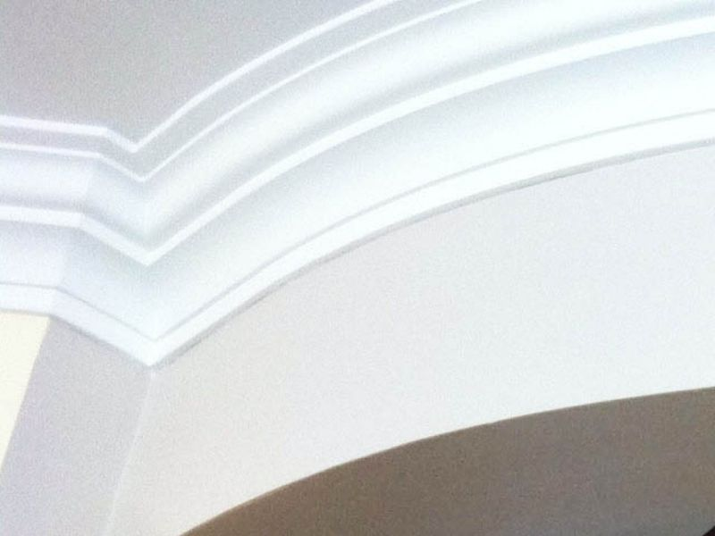 Crown moulding 19