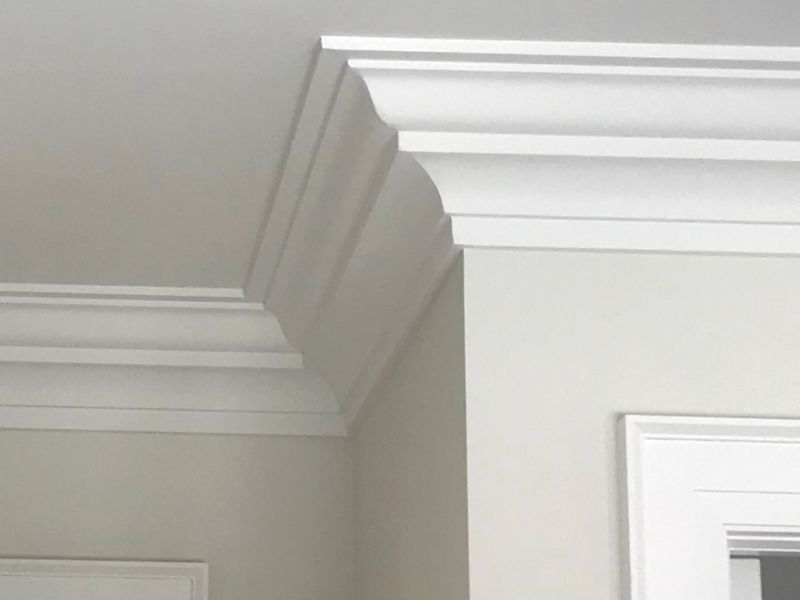 Crown moulding 21