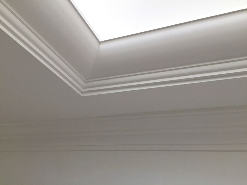 Crown moulding 22