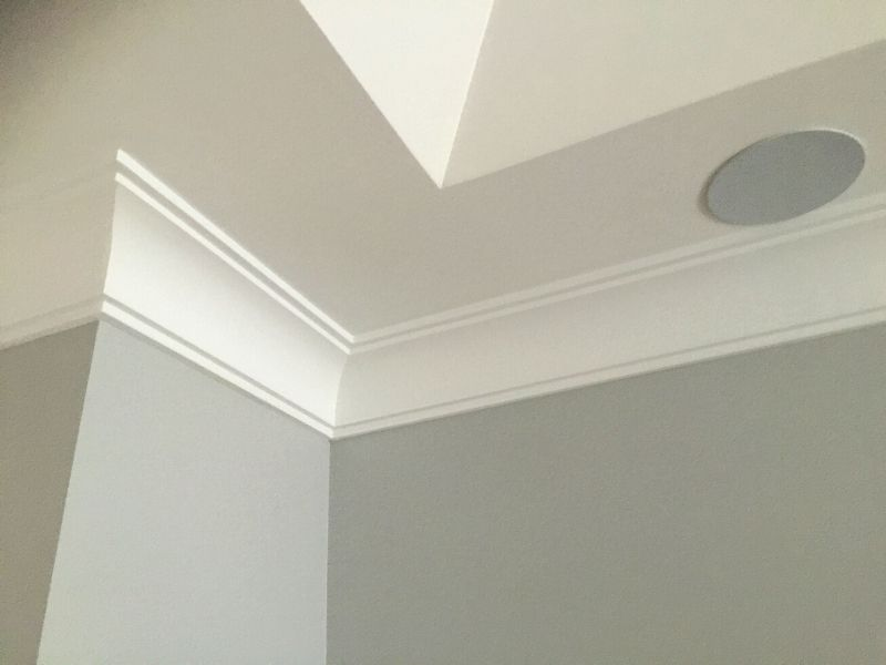 Crown moulding 25