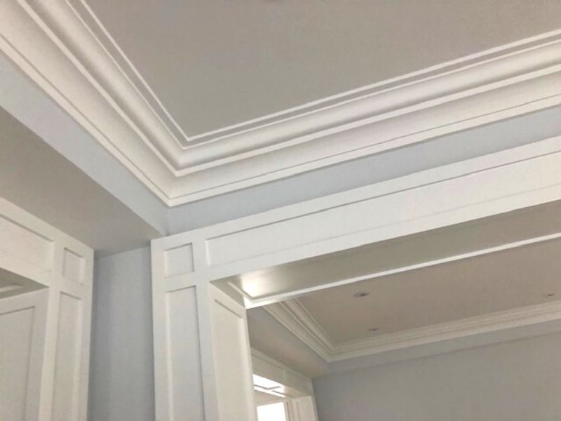 Crown moulding 40