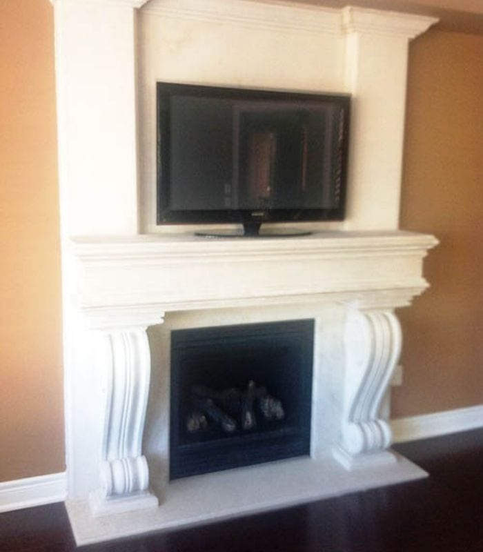 Fireplaces – 7